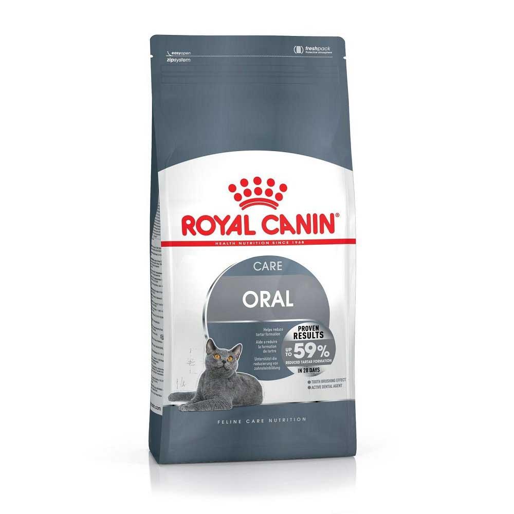 Royal Canin Oral Sensitive - за котки с проблемни зъби и венци