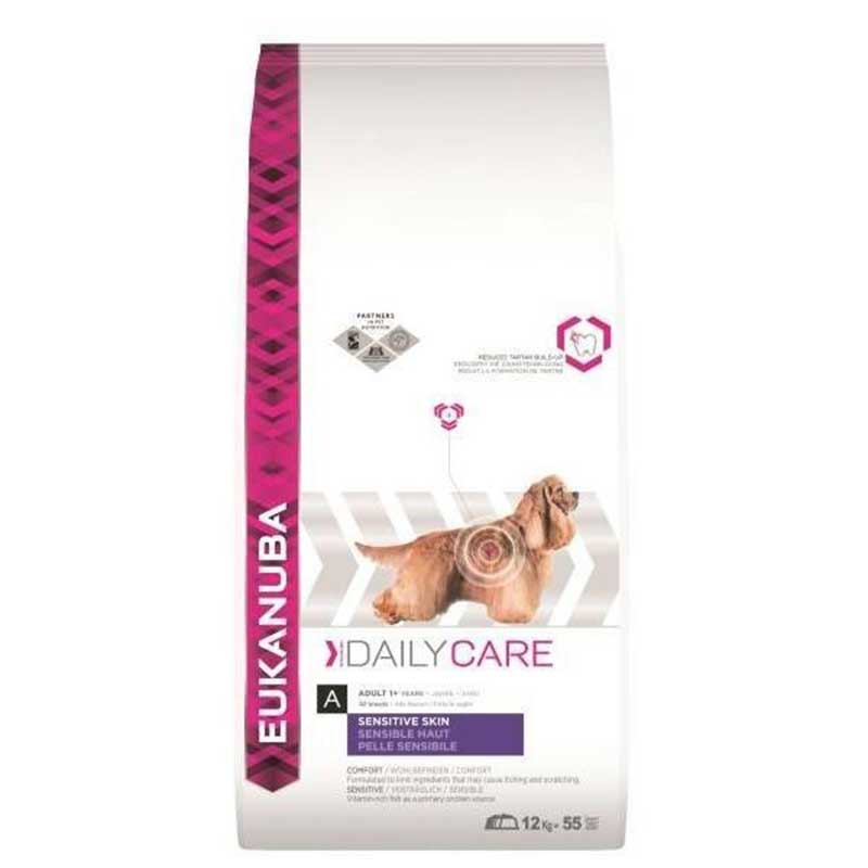 Eukanuba Daily Care Sensitive Skin - за кучета с кожни проблеми