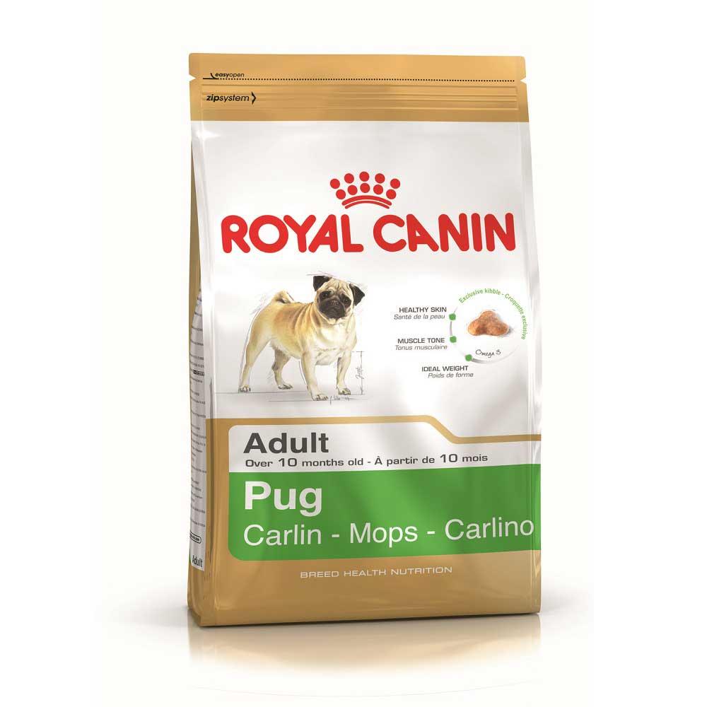 Royal Canin Pug Adult - за кучета от порода Мопс