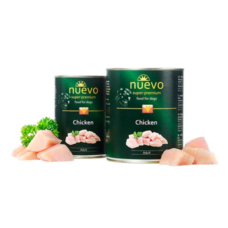 Nuevo Dog Chicken - с пилешко месо