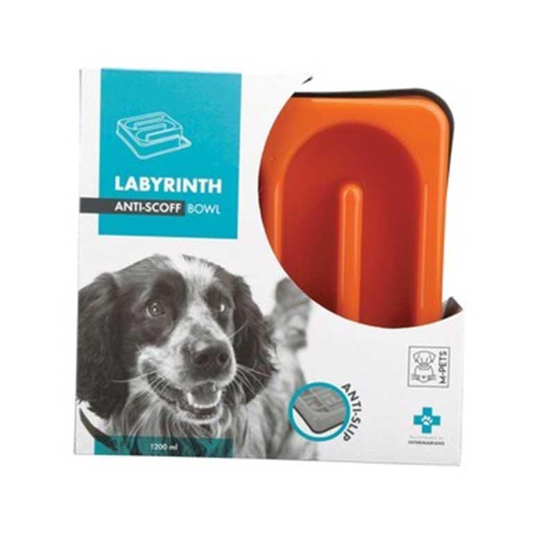 M-pets купа лабиринт за лакомо куче