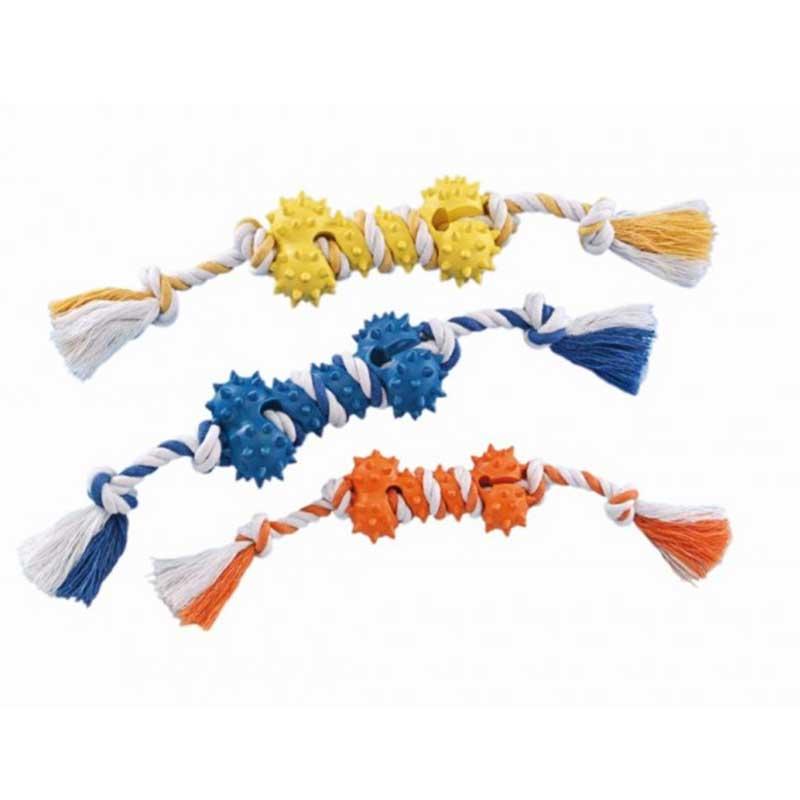 Nobby играчка с въже 8см