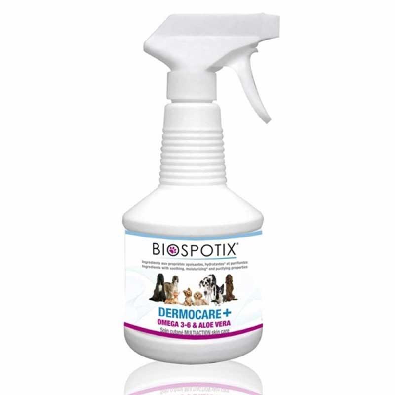 Biospotix - натурален противопаразитен спрей за помещение 500мл
