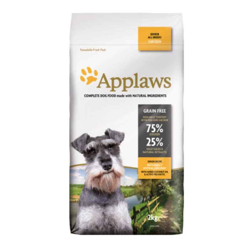 Applaws Senior All Breeds - кучешка храна за кучета