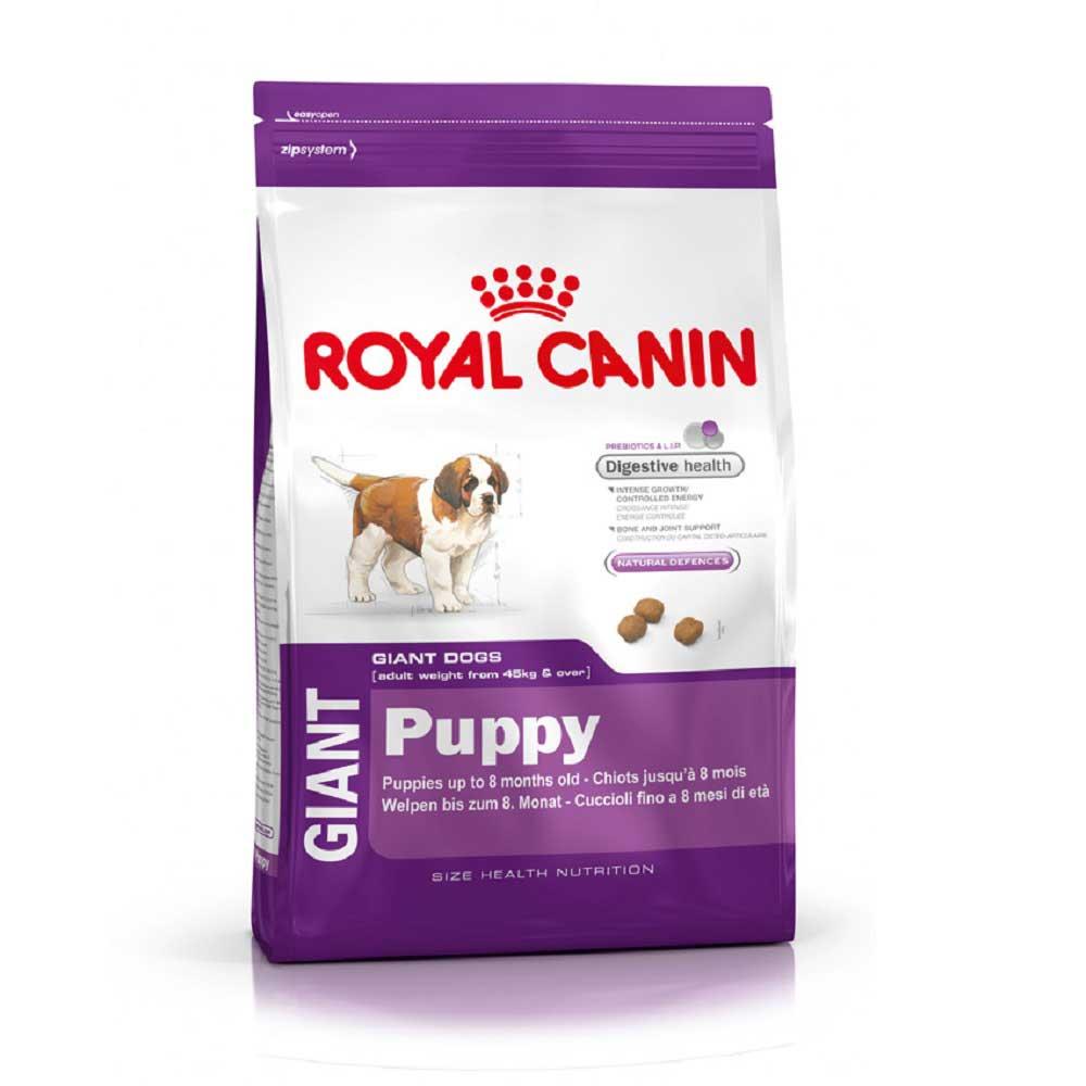 Royal Canin Giant Puppy - за кученца от гигантските породи